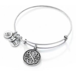 ALEX + ANI *RETIRED* Silver Path of Life Bracelet